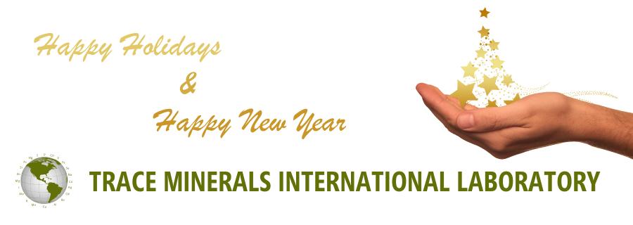 Seasons Greetings from TMI | Trace Minerals International!