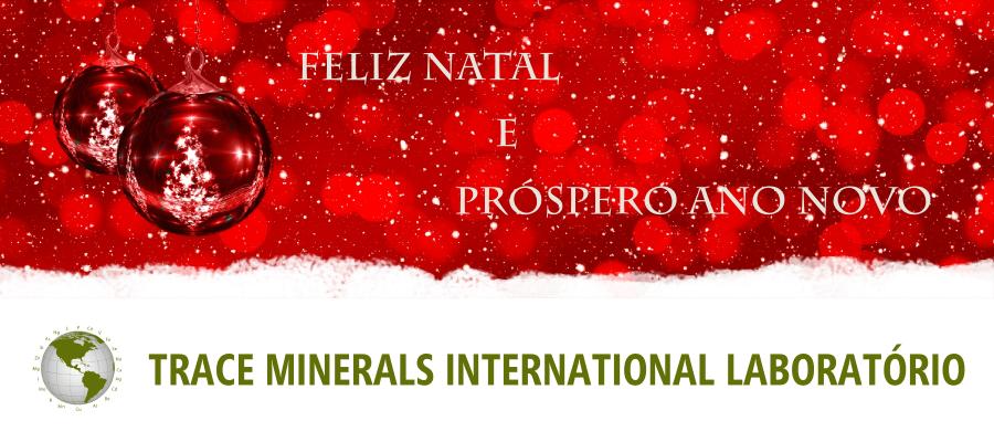 Festas Felizes da TMI | Trace Minerals International!