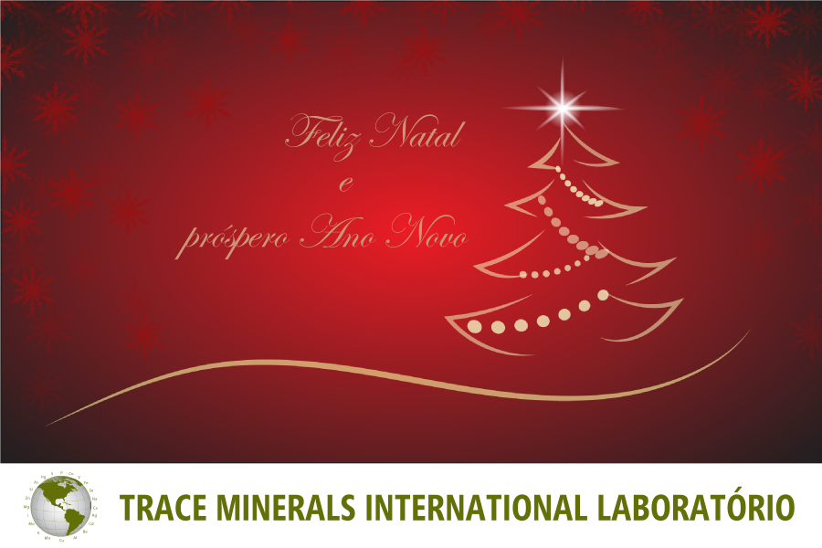 Festas Felizes da TMI | Trace Minerals International!