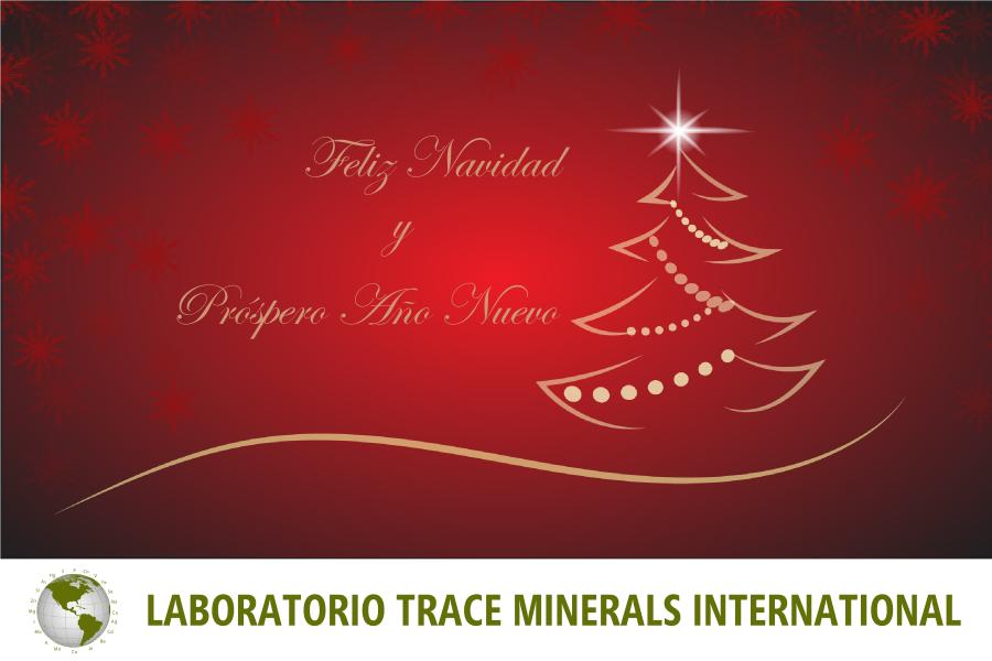 Felices Fiestas de TMI | Trace Minerals International!